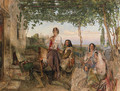 The Festival of Grapes - John Frederick Lewis