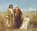 Boaz and Ruth - John Faed