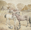 Farmyard friends 6 - John Frederick Herring, Jnr.