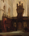 A church interior 2 - Johannes Bosboom