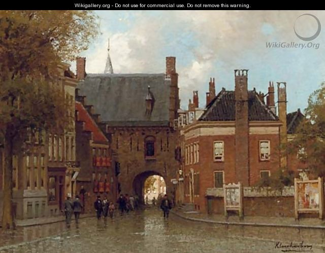 The Gevangenpoort, The Hague - Johannes Christiaan Karel Klinkenberg
