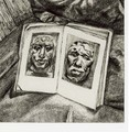 The Egyptian Book (H. 49) - Lucian Freud