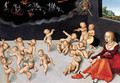 Melancholia - Lucas The Elder Cranach