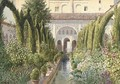 The Alhambra - Ludwig Hans Fischer