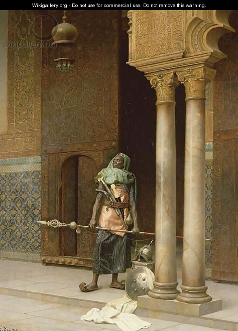 The Palace Guard 2 - Ludwig Deutsch