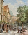 The Pantiles, Tunbridge Wells, Kent - Louise Rayner