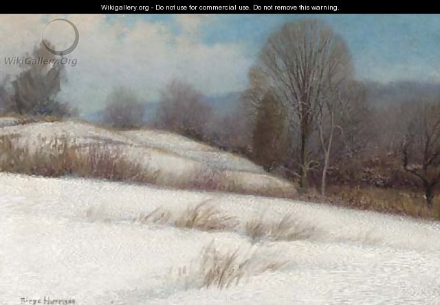 Winter Fields - Lowell Birge Harrison