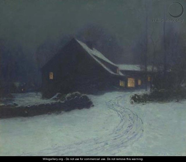 The Inn at Cos Cob - Lowell Birge Harrison