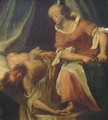 Judith and Holofernes - Lombard School
