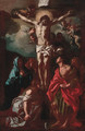 The Crucifixion - Lorenzo De Caro