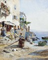 A sunny day on the Amalfi coast - Leo Von Littrow