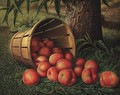 Basket of Peaches 2 - Levi Wells Prentice