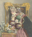 A fair reflection - Konstantin Andreevic Somov