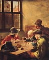 A Game of Dice - William Joseph Shayer