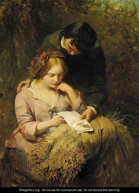The Ballad - James John Hill