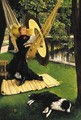 The Hammock - James Jacques Joseph Tissot