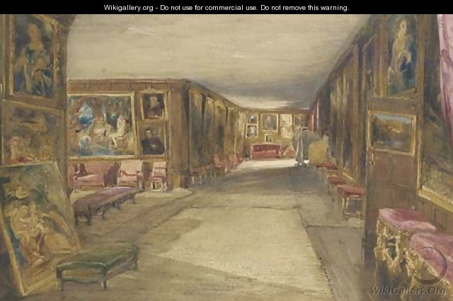 The Leicester Gallery, Knole - James Holland