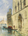 The Grand Canal, Venice - James Holland