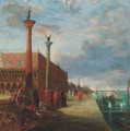 The Doge's Palace, Venice - James Holland