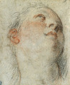 The Head of a Woman - Jacopo d'Antonio Negretti (see Palma Giovane)