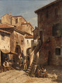 The village - Jacques Carabain