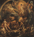 The Triumph of Apollo - Jacob Jordaens