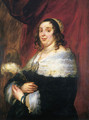 Portrait of a lady - Jacob Jordaens