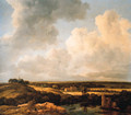 An extensive landscape in summer - Jacob Van Ruisdael