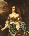 Portrait of a Lady- Queen Catherine of Braganza - Jacob Huysmans