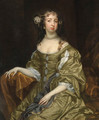 Portrait of Lady Cotton - Jacob Huysmans