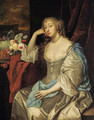 Portrait of a lady - Jacob Huysmans