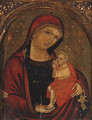 The Madonna and Child - Italo-Cretan School