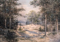 Forest Glade in Sunlight - Ivan Shishkin