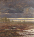 After the storm - Isaak Ilyich Levitan
