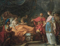 The Death of Antiochus - Hugues Taraval