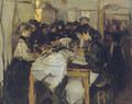 Seamstresses at Atelier Paquin, Paris - Isaac Israels