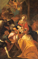 The Adoration of the Magi - Johann Christoph Storer