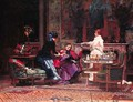Monseigneur en Visite (A Visit from his Grace) - Jehan Georges Vibert