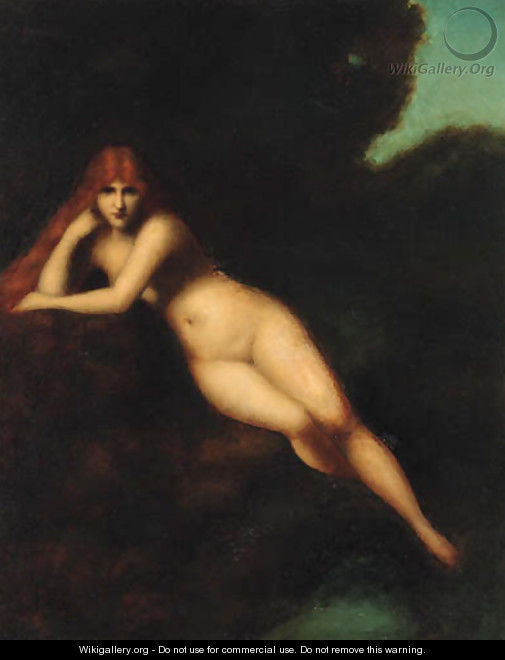 Untitled - Jean-Jacques Henner