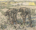 The Labourers - Jan Toorop