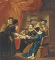 The lawyer's office - Jan Jozef, the Younger Horemans