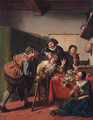 A dentist's surgery - Jan Josef, the Elder Horemans
