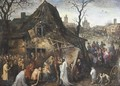 The Adoration of the Magi - Jan, the Younger Brueghel