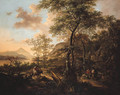 An Italianate evening landscape - Jan Both