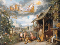 Children of the planet Sun - Jan, the Younger Brueghel
