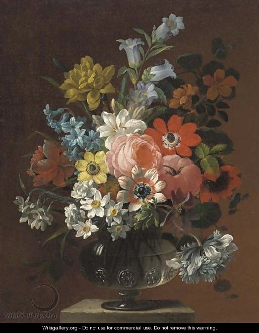 Flowers - James Sillett
