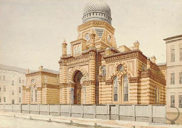 St. Petersburg Synagogue - Russian School