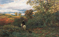 Dingley Dell, Melrose - Samuel Bough