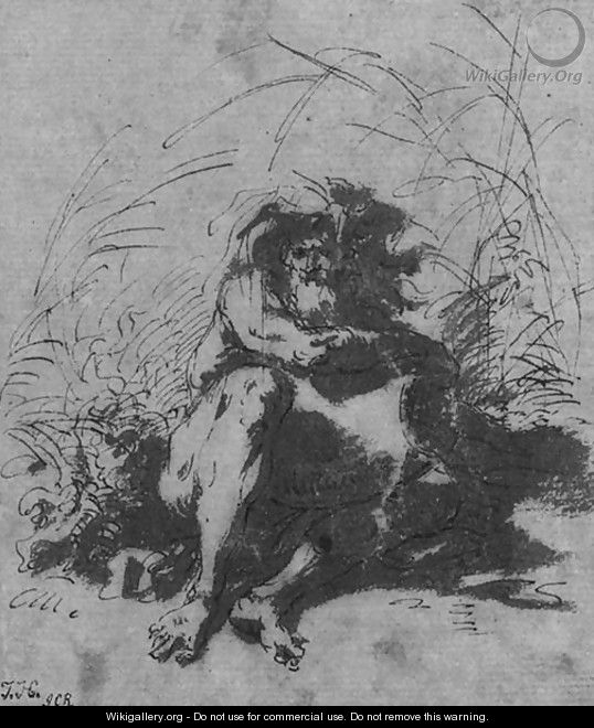 Untitled - Salvator Rosa
