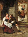 Courtship - Robert Scheffer